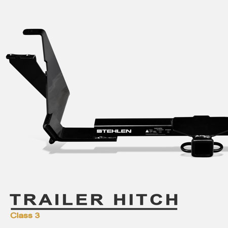 Stehlen 733469487920 Class 3 Trailer Tow Hitch With 2