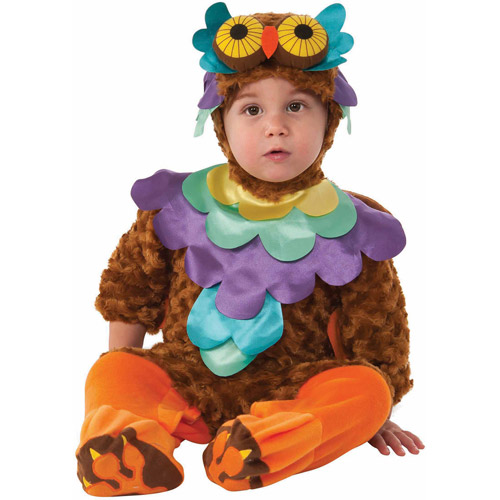 Owl Infant Halloween Dress Up / Role Play Costume