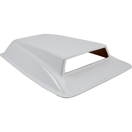 Pro Stock Drag Car Fiberglass Intake Air Hood Scoop, 32 x 22 x 6