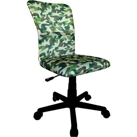 Mainstays Mesh Printed High-Back Chair
