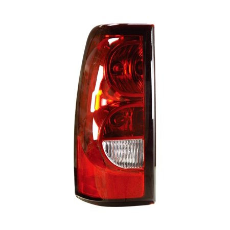 Dorman 1610504 Tail Light, Clear & Red Lens