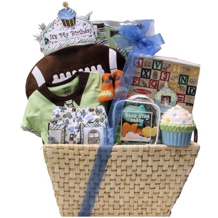 GreatArrivals Gift Baskets Great Arrivals Babys 1st Birthday