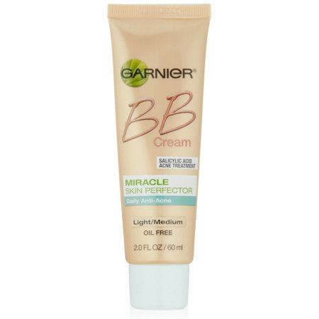 garnier miracle skin perfector daily anti acne bb cream. Black Bedroom Furniture Sets. Home Design Ideas