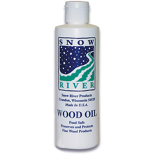 Snow River Wood Oil, 32 oz