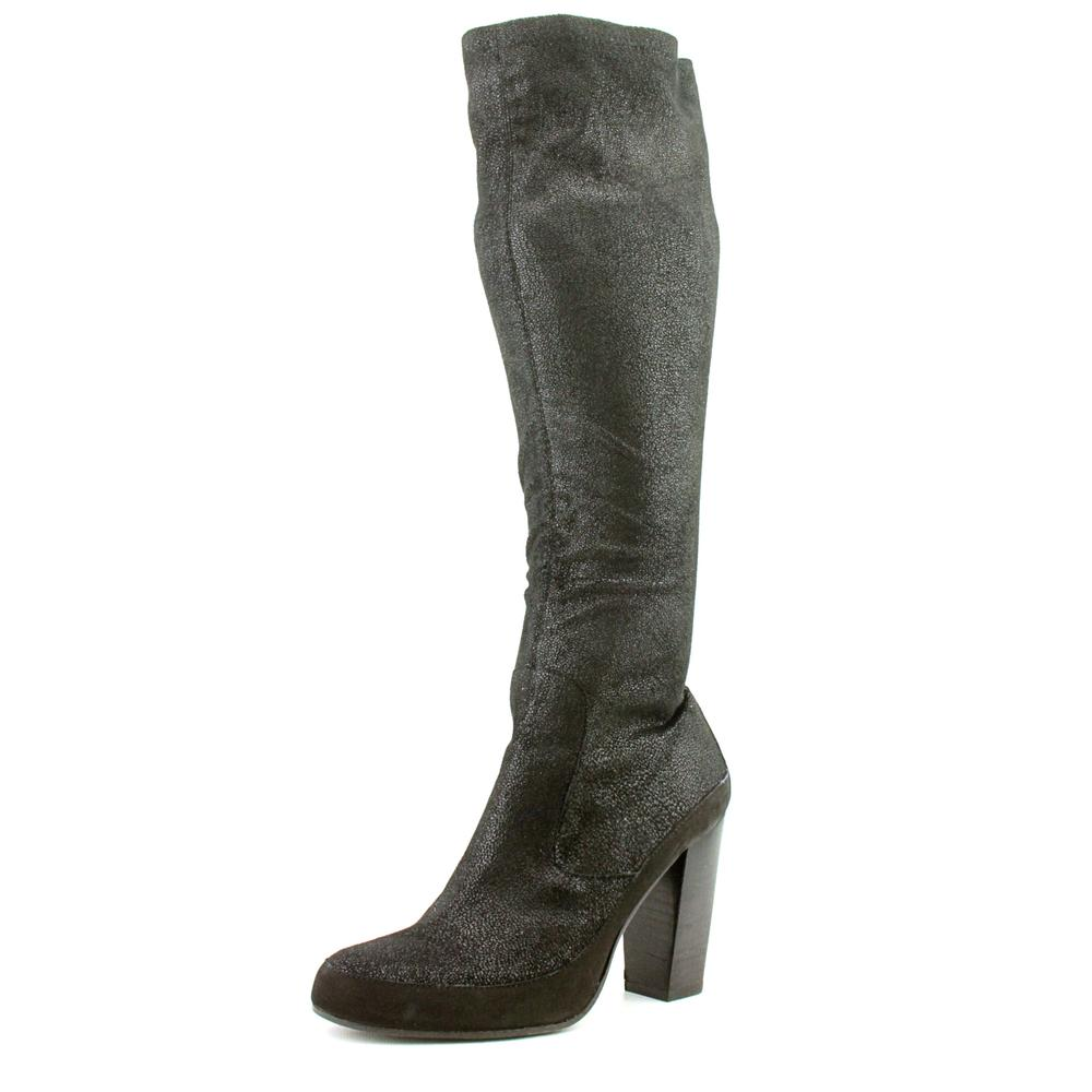 Donald By Donald J Pliner Chenia Women Round Toe Suede Knee High Boot by Donald By Donald J Pliner
