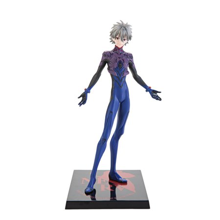 Evangelion Pvc Figure (Neon Genesis Evangelion Kaworu Nagisa PM PVC)