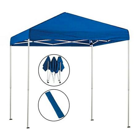 10'x10' Outdoor Pop Up Canopy Party Wedding Tent Folding Gazebo Dark