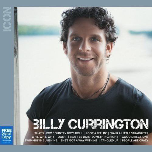 Icon Series: Billy Currington (Free Digital Copy)
