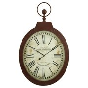 Aspire Home Accents Louis Wall Clock