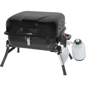 UniFlame NPG2302SS Gas Grill - 3 Sq. ft. Cooking Area - 1 Cooking Elements