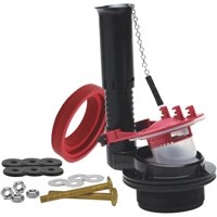 "Fluidmaster 540AKRP5 Complete 3"" Adjustable Toilet Flush Valve Kit"