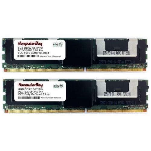 Komputerbay ValueRAM 16GB Kit (2x8GB) DDR2 667MHz FBDIMM ...