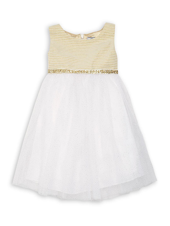 Little Girl's Josie Tulle Dress