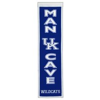 NCAA Man Cave Banner, University of Kentucky Wildcats