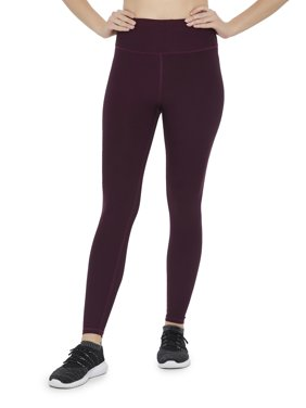 Athletic Works Women's Active Colored Leggings