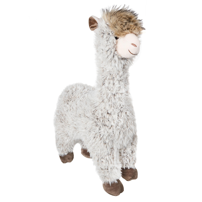 """Way To Celebrate Giant Plush Llama, 32"""""""