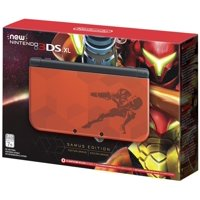 Nintendo New 3DS XL - Samus Edition