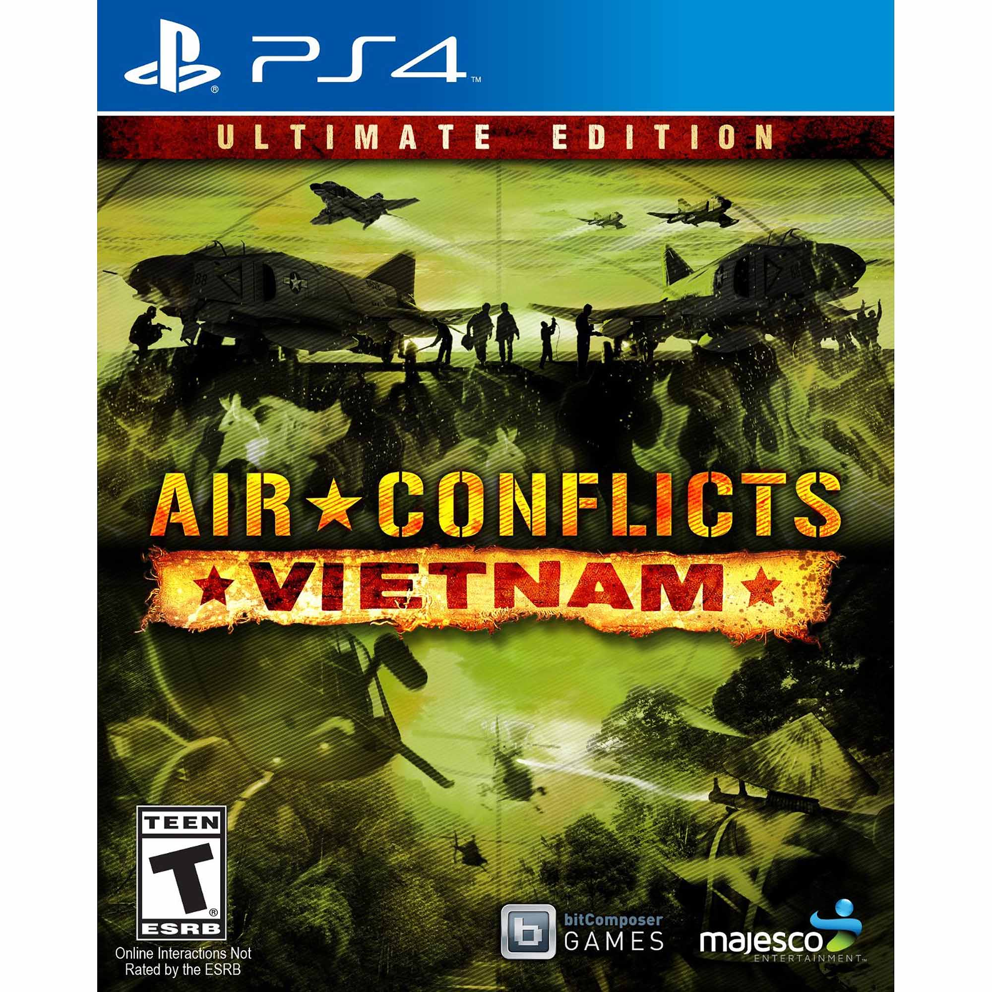 Air Conflicts: Vietnam (PS4)