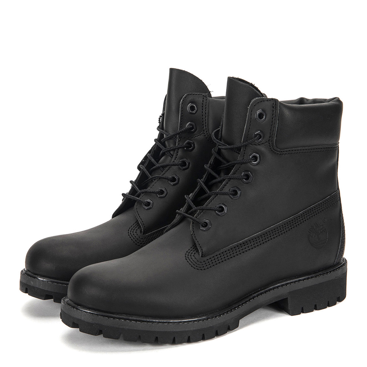 """Timberland Men's 6"""" Premuim Waterproof Boots TB0A1MA6001 Black by"""
