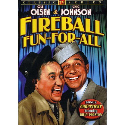 Fireball Fun-For-All (1953)