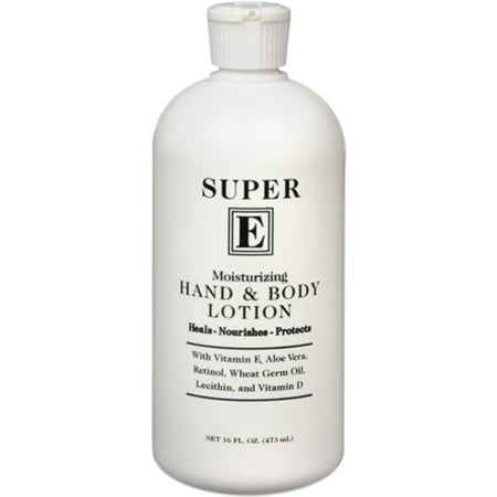 Windmill Super E Hand and Body Lotion 16 oz (Pack of 4)
