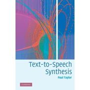 Text-To-Speech Synthesis (Hardcover)