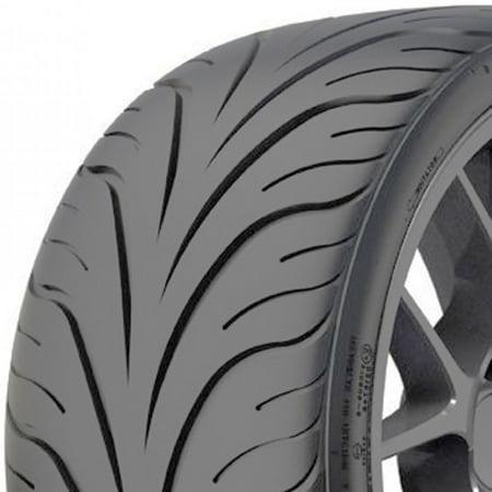 Street Rod Tires - Federal 595RS-R Street Legal Racing Tire Tire - 255/35R18 90W