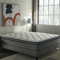 Nap Queen by ADBA 12 Inch Cooling Gel Hybrid Mattress