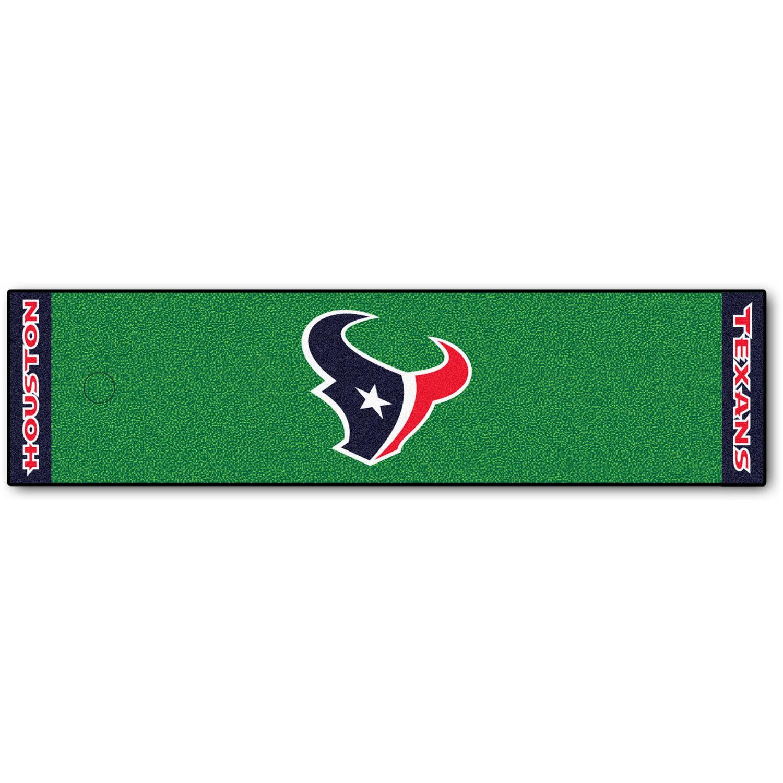 FanMats NFL Houston Texans Putting Green Mat