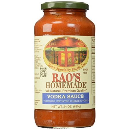 Rao's Homemade All Natural vodka Sauce, 24 Oz (Premium Vodka)