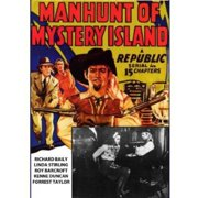 Manhunt Of Mystery Island by