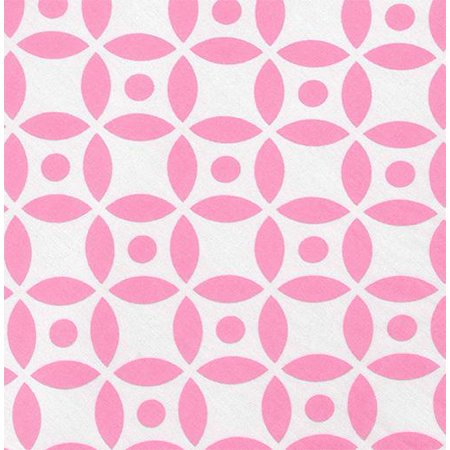 Lily Lattice Crib Sheet - image 1 of 1
