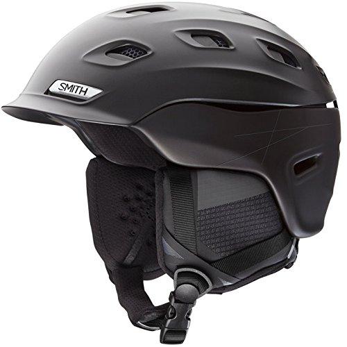 Smith Optics Vantage Snow Helmet-Matte Black/Black-H17-VABBMD-Size Medium