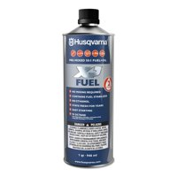Husqvarna 584309701 XP Pre-Mixed 2-Stroke Fuel and Oil for Engines, 1 Quart