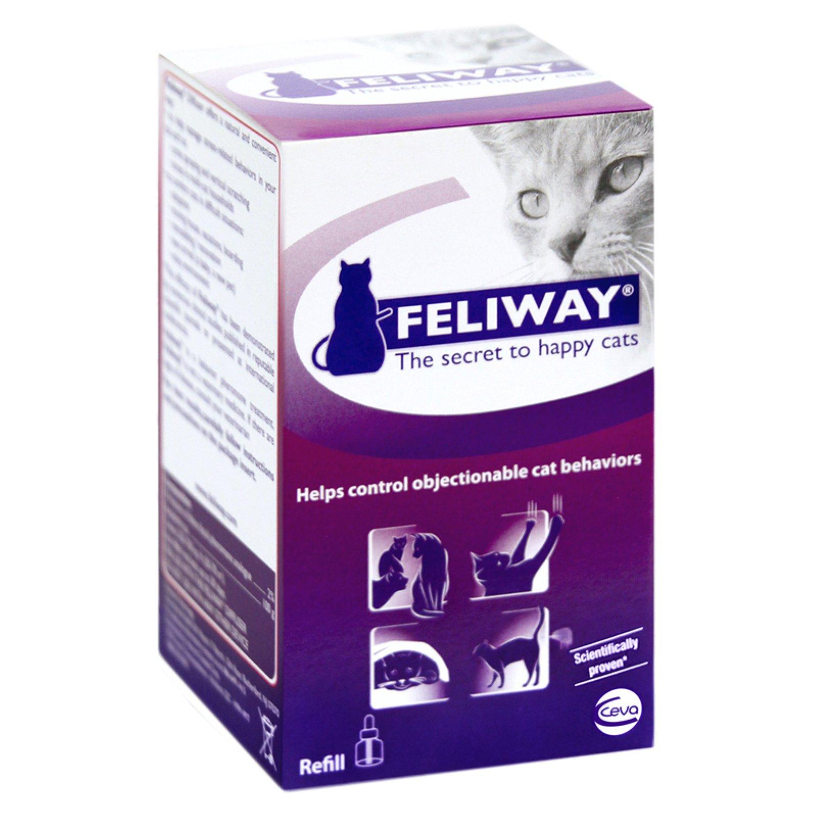 Feliway/Comfort Zone Behavior Modifier Refill 48 ml. - Single Vial