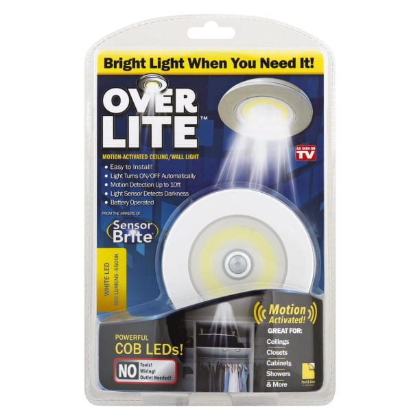 Over Lite LED - As Seen on TV