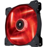 Corsair Air Series SP 140 LED Red High Static Pressure Fan Cooling - single pack - CO-9050024-WW