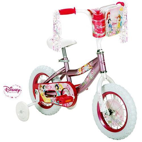 "12"" Huffy Disney Princess Girls' Bike"