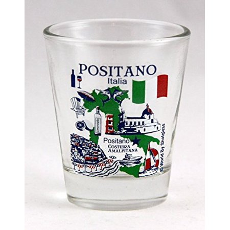 Positano Italy Amalfi Coast Great Italian Cities Collection Shot -