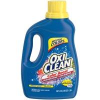 OxiClean Color Boost Color Brightener plus Stain Remover Liquid Fresh Scent 66 fl. oz.
