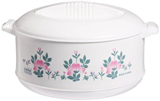 Cello CE-13.5L Chef Deluxe Hot-Pot Insulated Casserole Food Warmer Cooler, 13.5-Liter by Cello