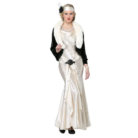 1920's Costumes Halloween (1920's Socialite Costume for)