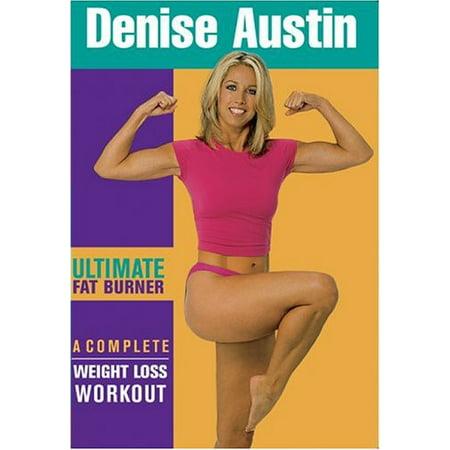 Denise Austin: Ultimate Fat Burner (DVD) (Austin Powers Fat Bastard)