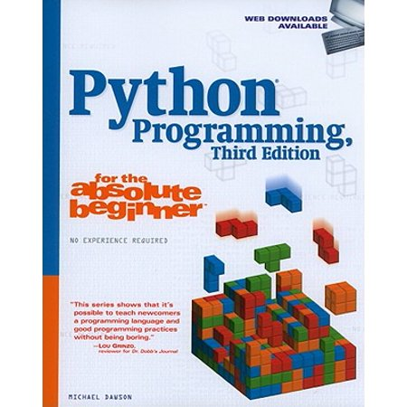 Python Programming for the Absolute Beginner, Third Edition](Absolute The Long Halloween Review)