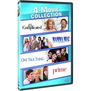 4-Movie Collection: It's Complicated   Mamma Mia!: The Movie   One True Thing   Prime by Universal