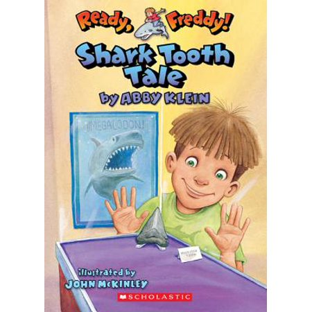 Shark Tale Lola (Ready, Freddy! #9: Shark Tooth Tale -)