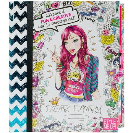 Style Me Up Dear Diary
