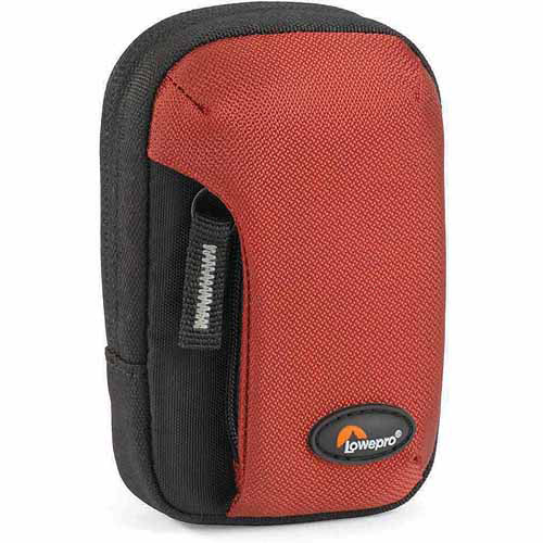 Lowepro Tahoe 10 Slim Profile Camera Pouch, Red
