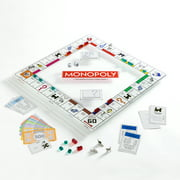 Winning Solutions Monopoly Board Game - Glass Edition