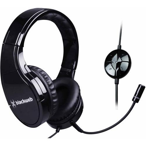 BlackWeb PC Stereo Gaming Headset